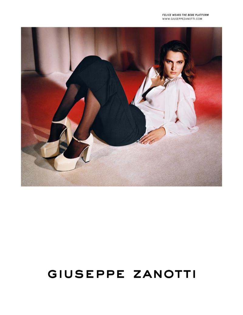 Giuseppe Zanotti unveils fall-winter 2019 campaign