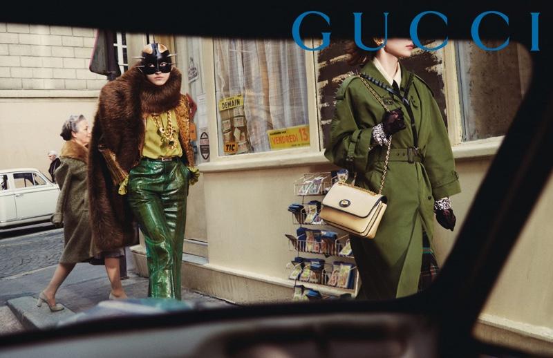 Gucci unveils fall-winter 2019 campaign