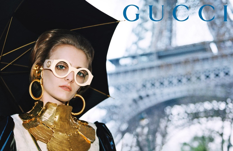 Glen Luchford captures Gucci fall-winter 2019 campaign