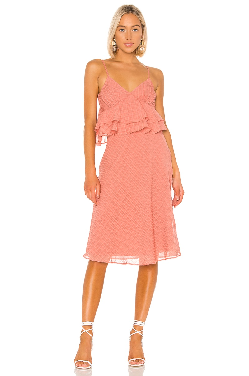 House of Harlow 1960 x REVOLVE Nelia Midi Dress $218