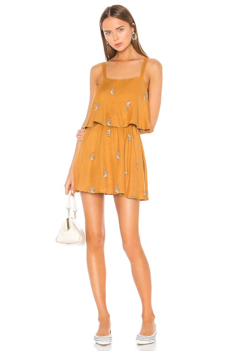 House of Harlow 1960 x REVOLVE Oakley Dress $168