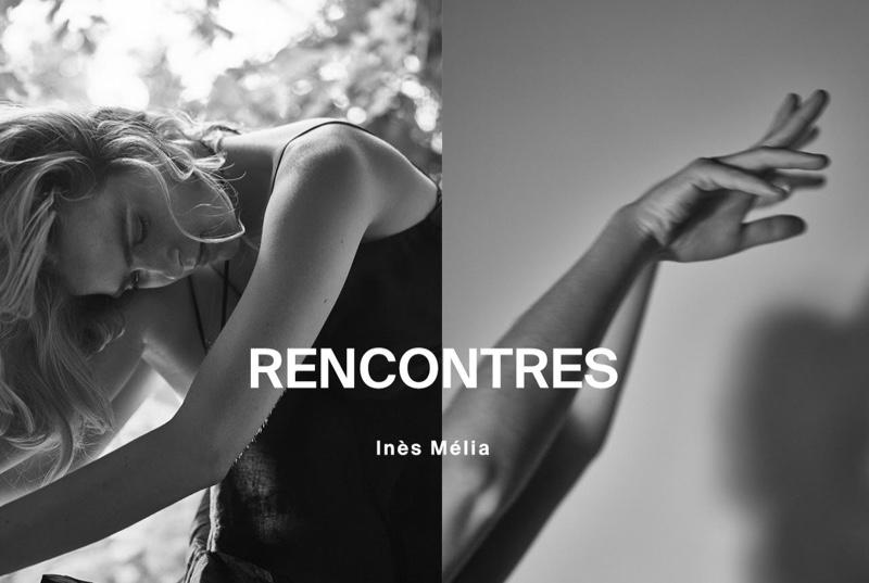 Hunter & Gatti photograph Ines Melia for Massimo Dutti