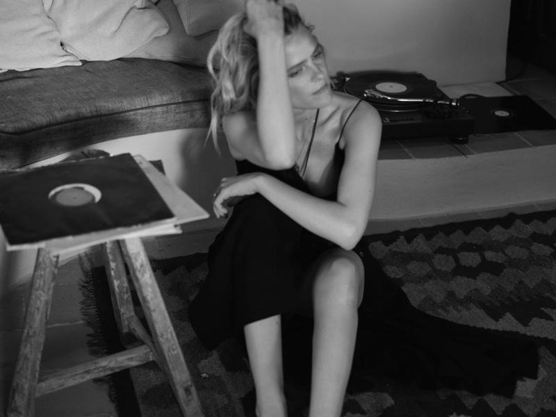Massimo Dutti spotlights a little black dress