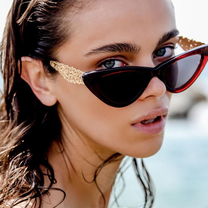 Amber Sceats spotlights Genie sunglasses