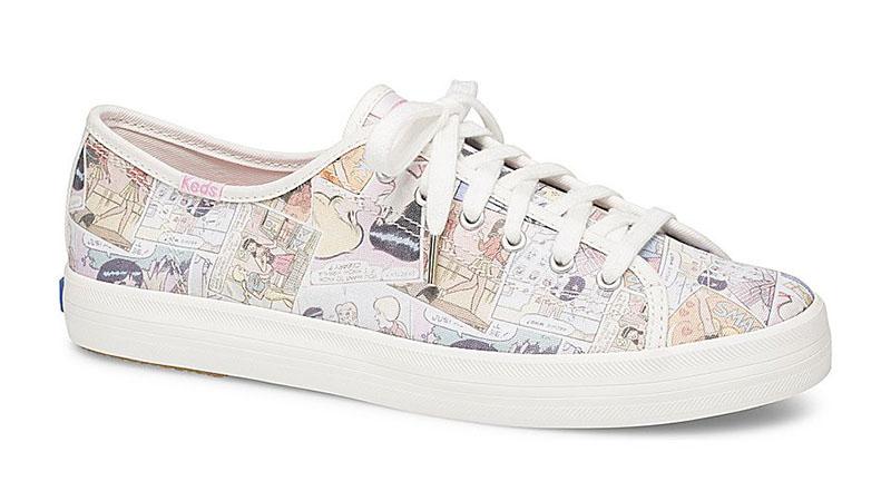 Keds x Betty & Veronica Kickstart Comic Sneaker $44.95