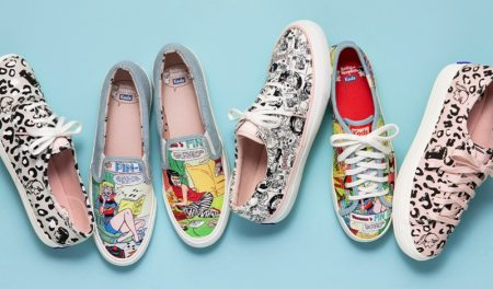 Keds x Betty and Veronica sneakers