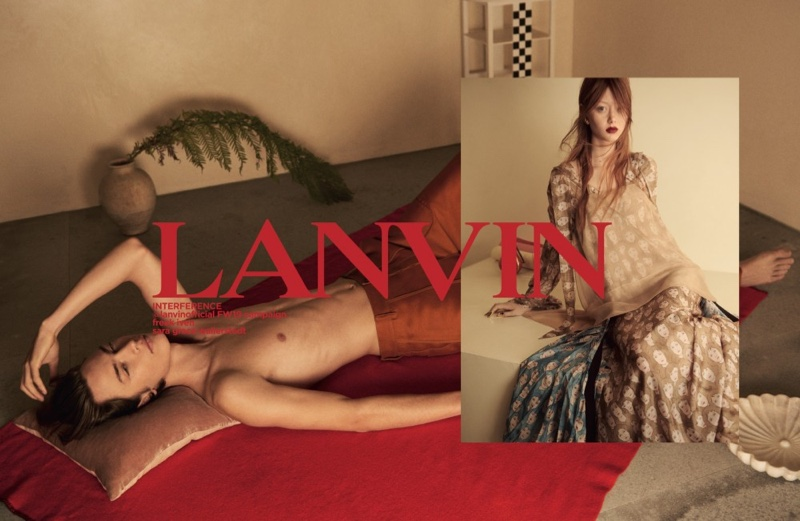 Lanvin unveils fall-winter 2019 campaign