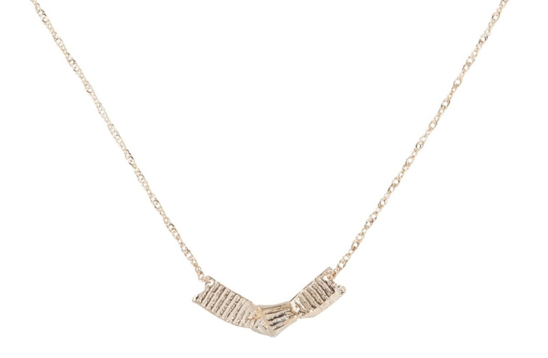 Leith Clark x Catbird Ribbon Necklace $318