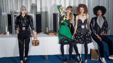Collier Schorr photographs Louis Vuitton fall-winter 2019 campaign