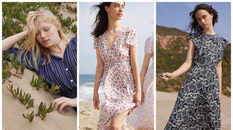 Madewell x Christy Dawn dresses