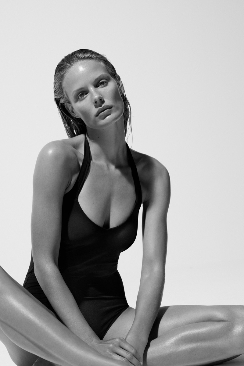 Marlijn Hoek stars in Marc O'Polo Body + Beach 2019 campaign