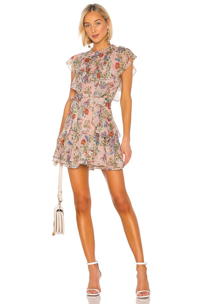Marissa Webb Sully Mini Dress $398