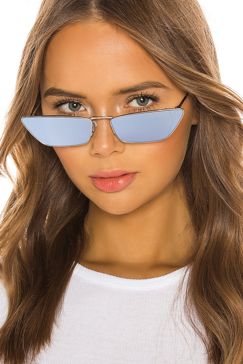 My My My Robyn Sunglasses in Silver Mirror $98