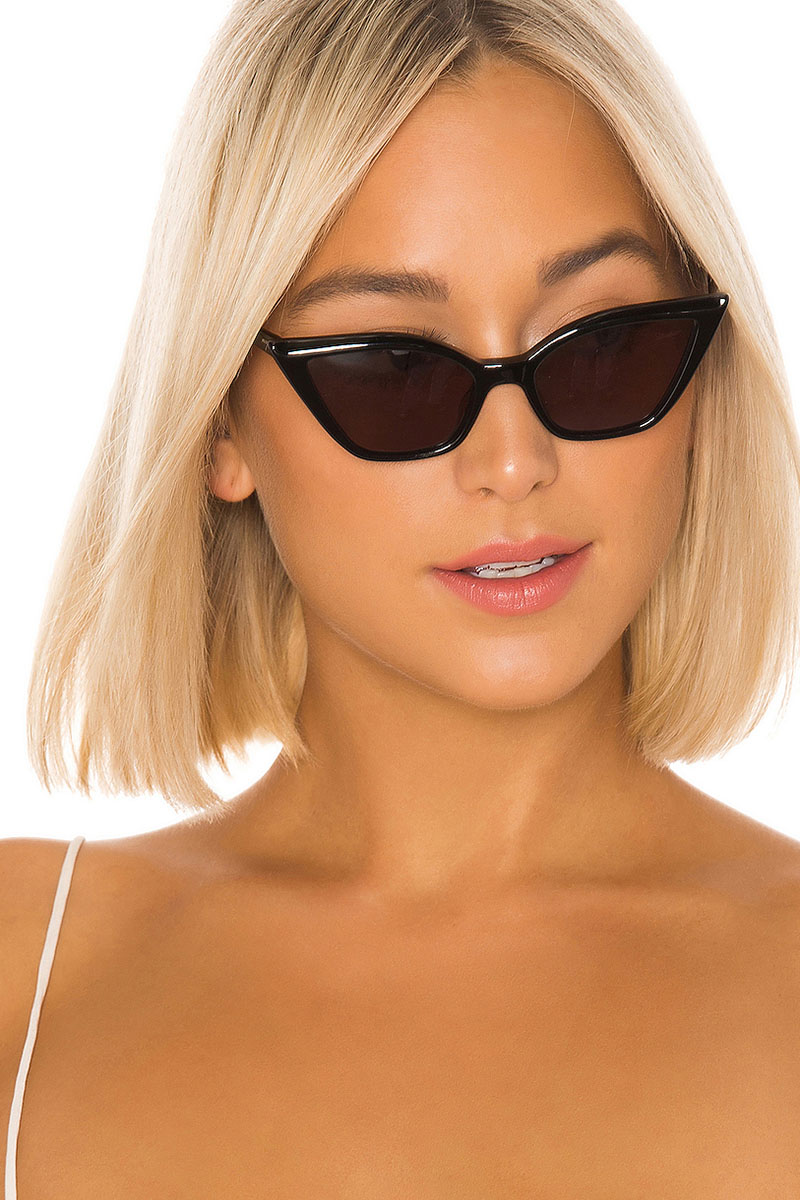 My My My Ty Sunglasses in Black $92
