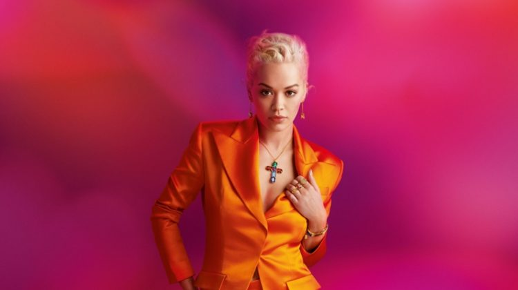 Rita Ora stars in Thomas Sabo fall-winter 2019 campaign