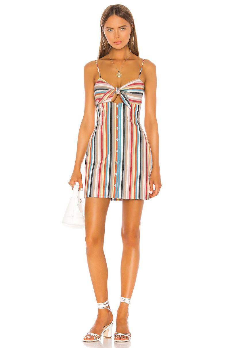 Shaycation x REVOLVE Elsie Mini Dress $188