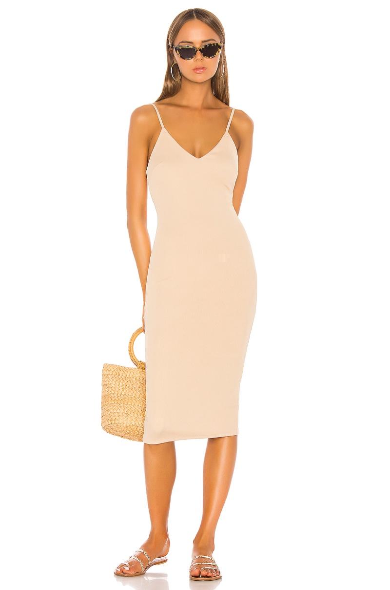 Shaycation x REVOLVE Violeta Midi Dress $168