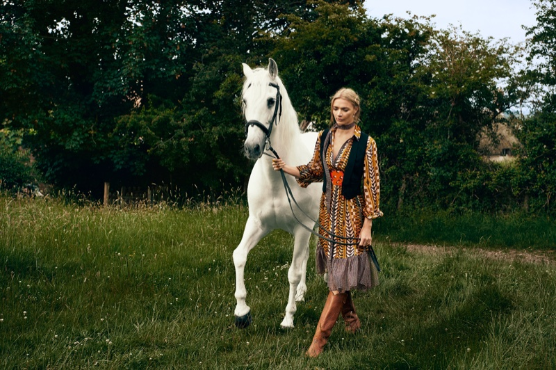 Temperley London launches fall-winter 2019 campaign