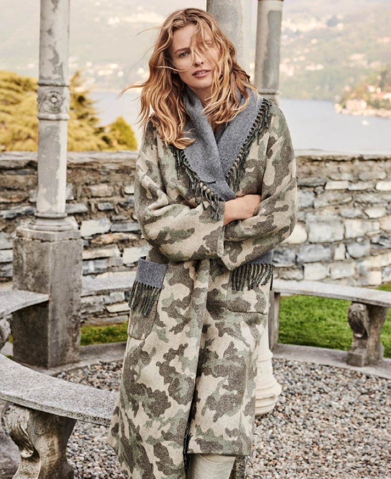 An image from the Twinset fall 2019 advertising campaign
