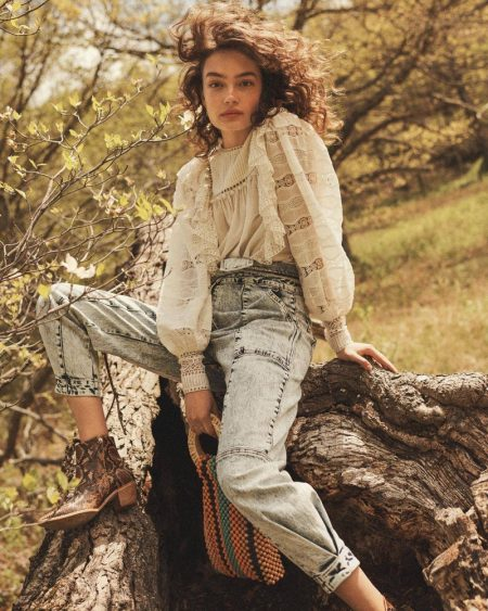 Embrace Cool Girl Styles With Ulla Johnson's Pre-Fall 2019 Line