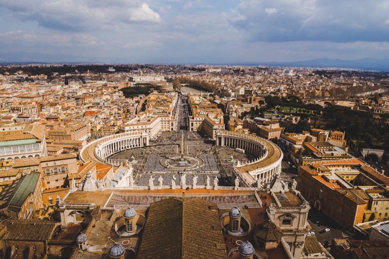 Vatican Plaza Rome