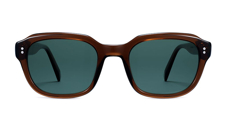 Warby Parker Atwater Sunglasses in Cacao Crystal $95