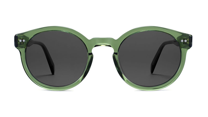 Warby Parker Edgemont Sunglasses in Rosemary Crystal $95