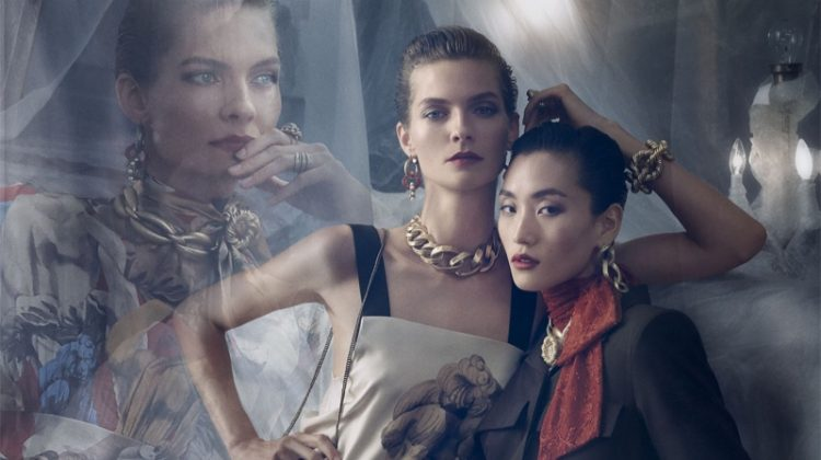 Steven Meisel captures Zara fall-winter 2019 campaign