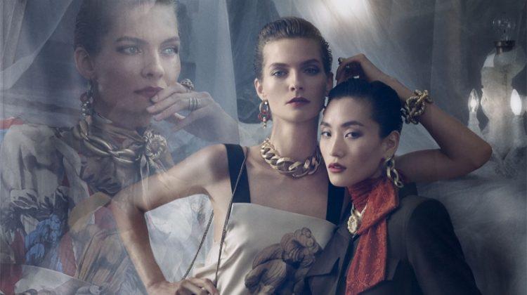 Steven Meisel captures Zara fall-winter 2019 campaign