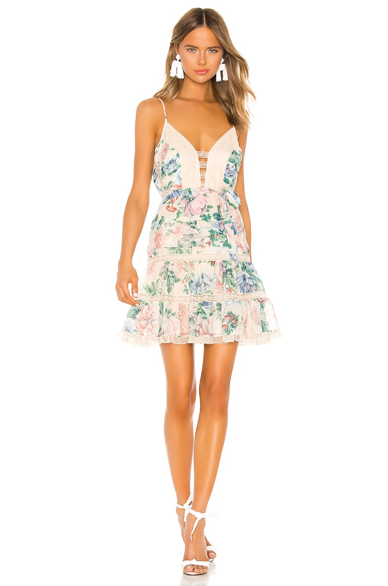Zimmermann Verity Scallop Dress $695