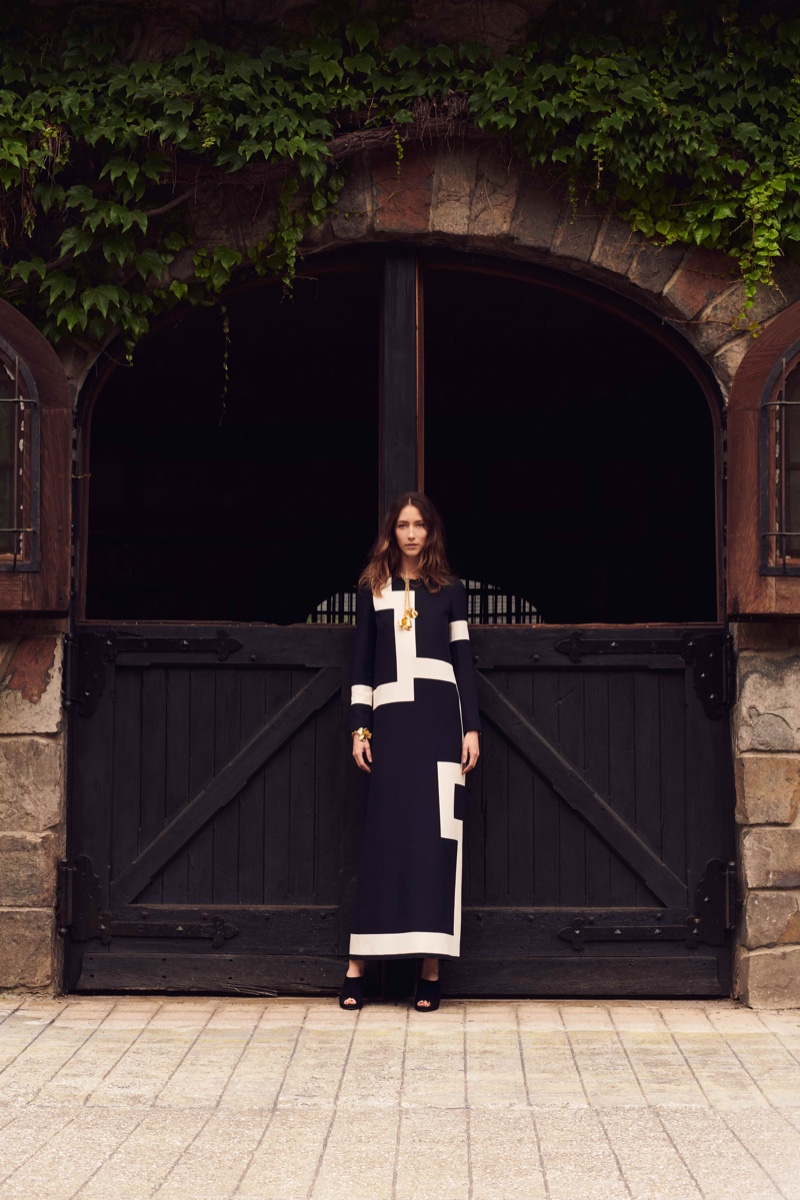 Alana Zimmer Heads Upstate in Pre-Fall Styles for Bergdorf Goodman