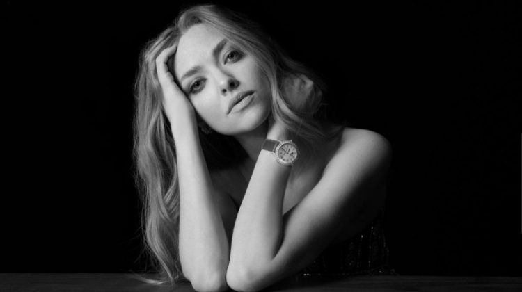 Jaeger-LeCoultre Dazzling Rendez-Vous Moon watch campaign enlists Amanda Seyfried