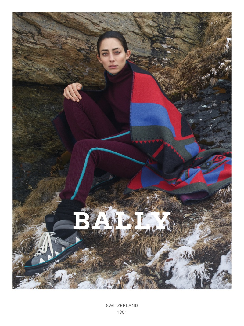 Bally launches fall-winter 2019 campaign