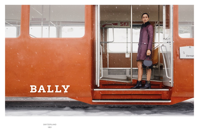 Bally unveils fall-winter 2019 campaign