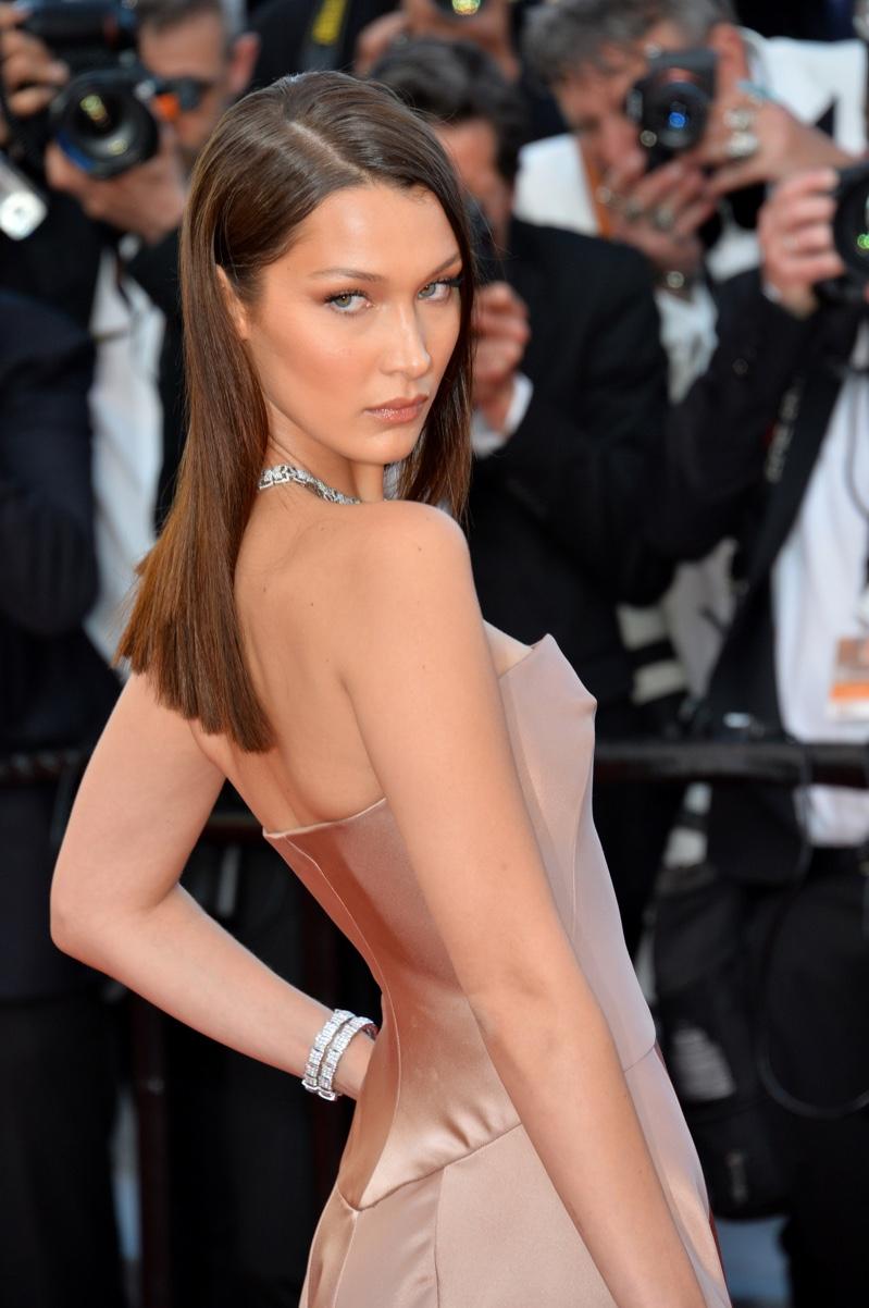 Bella Hadid Cannes Red Carpet Event
