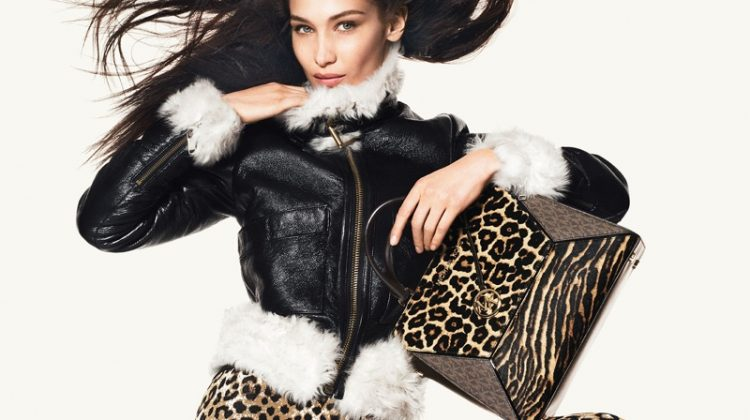 Michael Michael Kors taps Bella Hadid fall-winter 2019 campaign