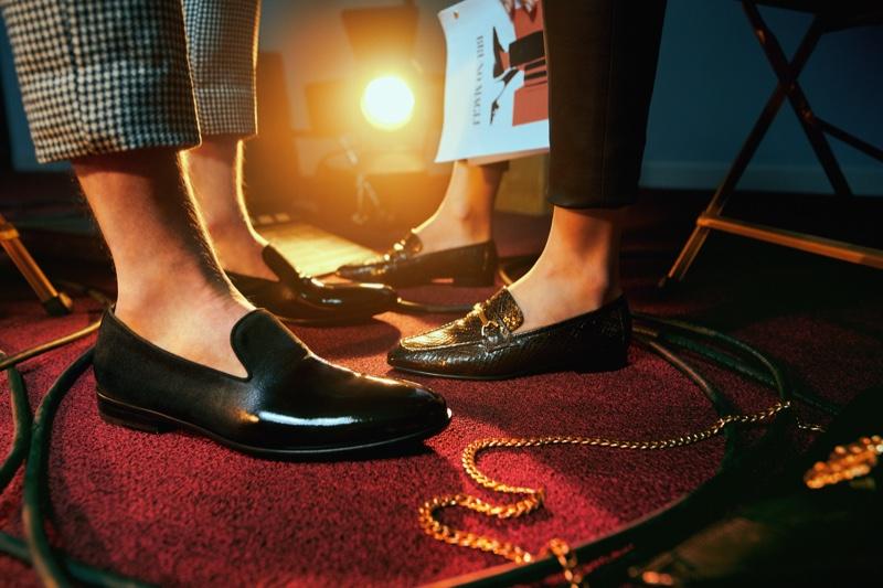Footwear takes the spotlight in Bruno Magli fall-winter 2019 campaign