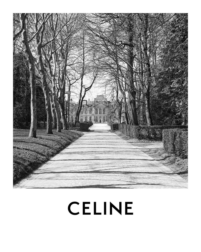 Hedi Slimane photographs Celine winter 2019 campaign