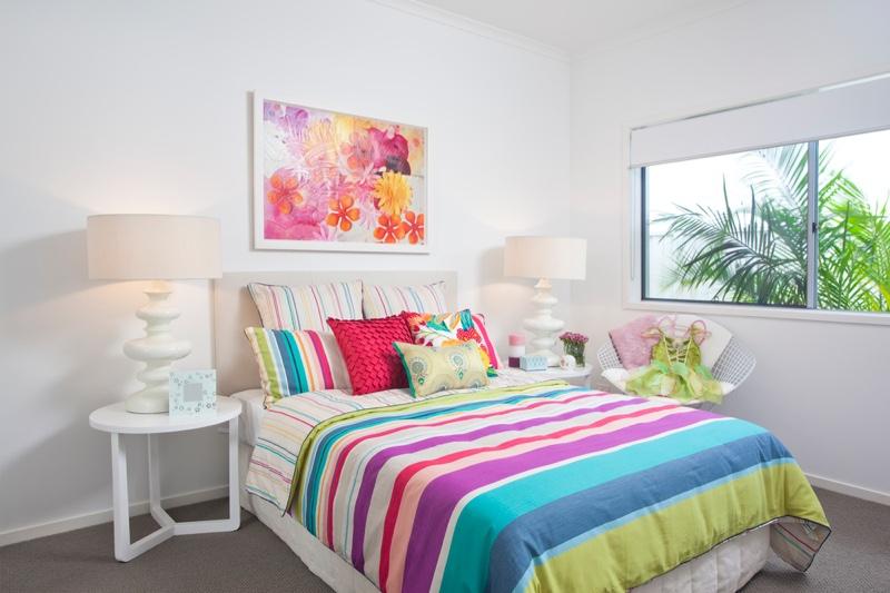 Children's Room Colorful Interior Decorating