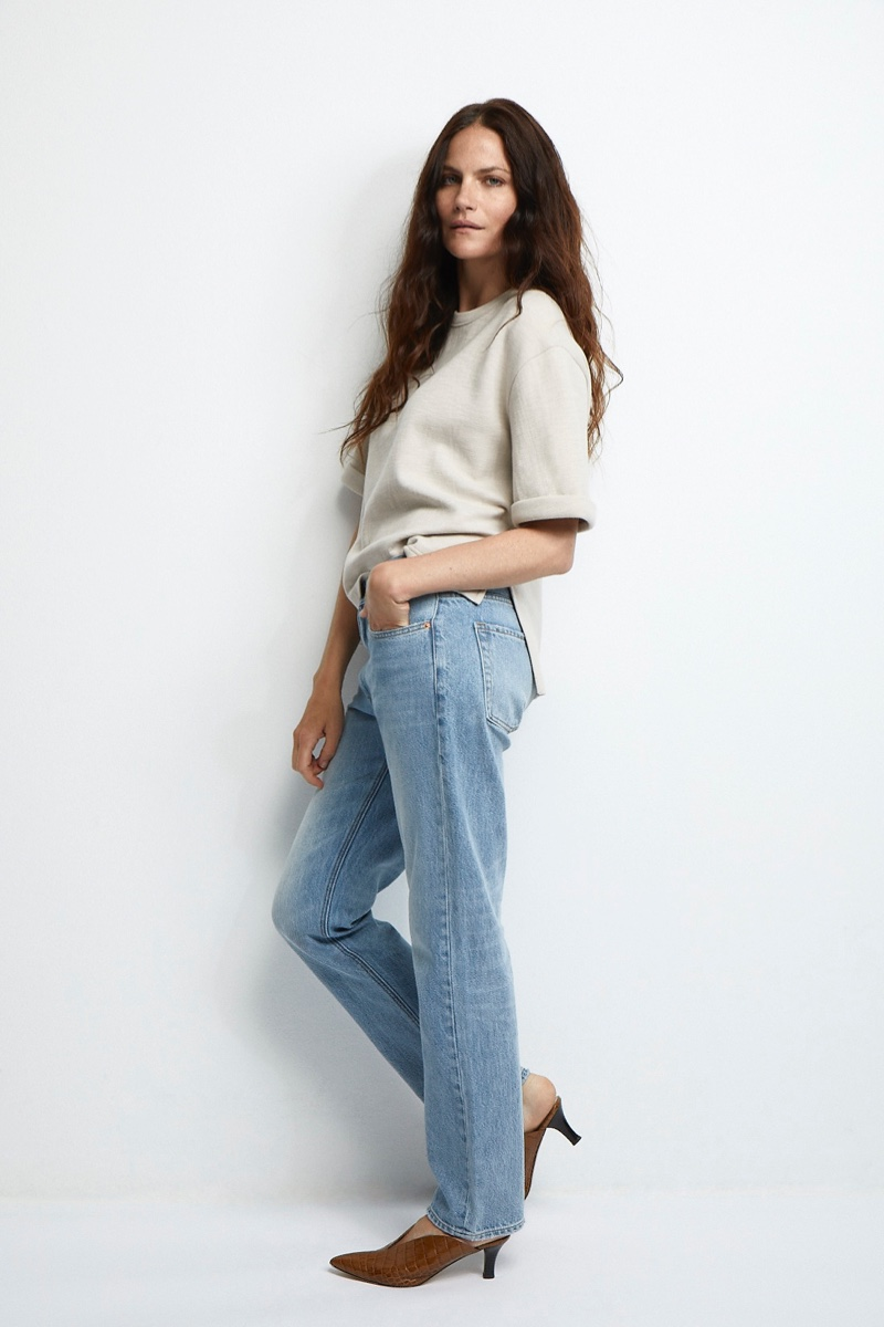 Club Monaco denim capsule