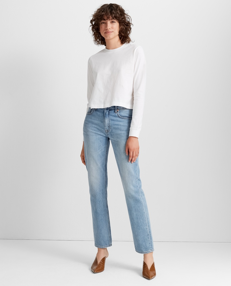 Club Monaco The Relaxed Slim Jean $129.50