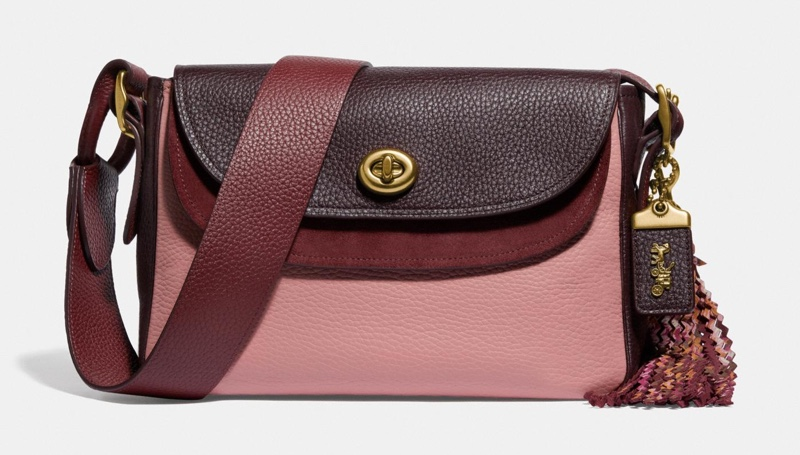 Coach x Tabitha Simmons Crossbody in Colorblock $495