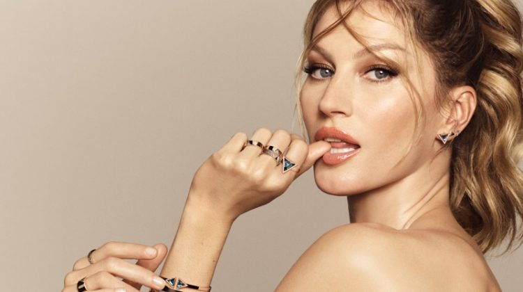 Gisele Bundchen stars in Vivara Icon collection campaign