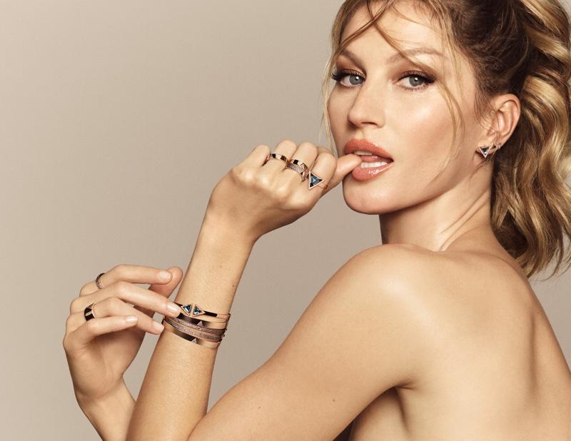 Gisele Bundchen stars in Vivara Icon collection campaign
