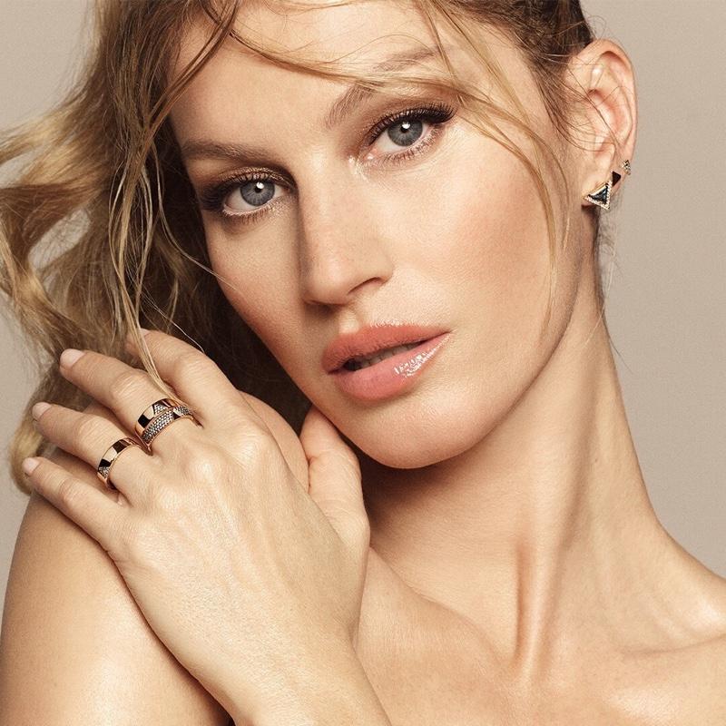 Gisele Bundchen fronts Vivara Jewelry Icon campaign