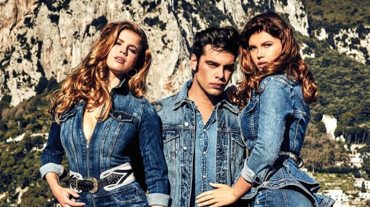 Guess unveils fall-winter 2019 campaign