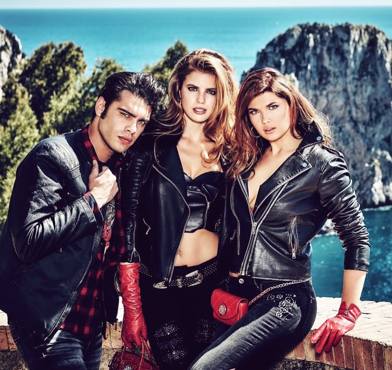 Guess Denim launches fall-winter 2019 campaign