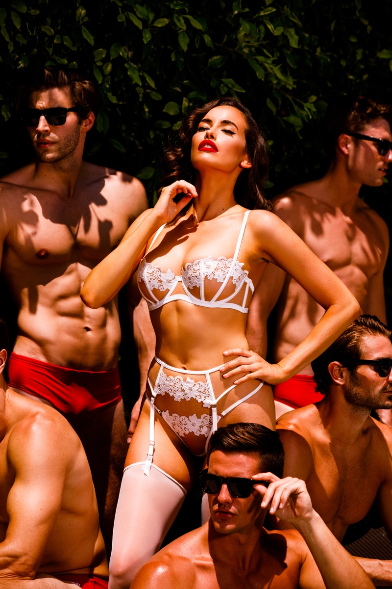 Honey Birdette launches Bodyguard lingerie campaign