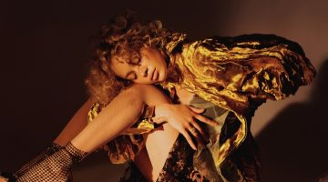 Jasmine Sanders Wears Lingerie Inspired Looks for #Legend Magazine