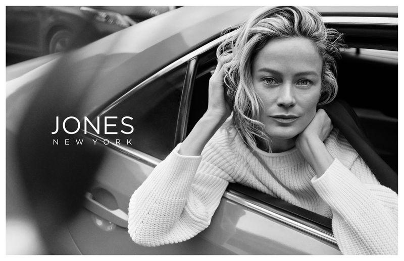 Jones New York taps Carolyn Murphy for fall-winter 2019 campaign